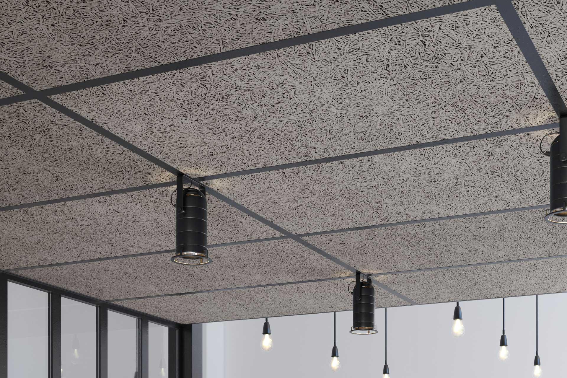 Faux Plafond Suspendu En Dalles Isolantes dalle plafond - faux plafonds - plafonds suspendus à saint
